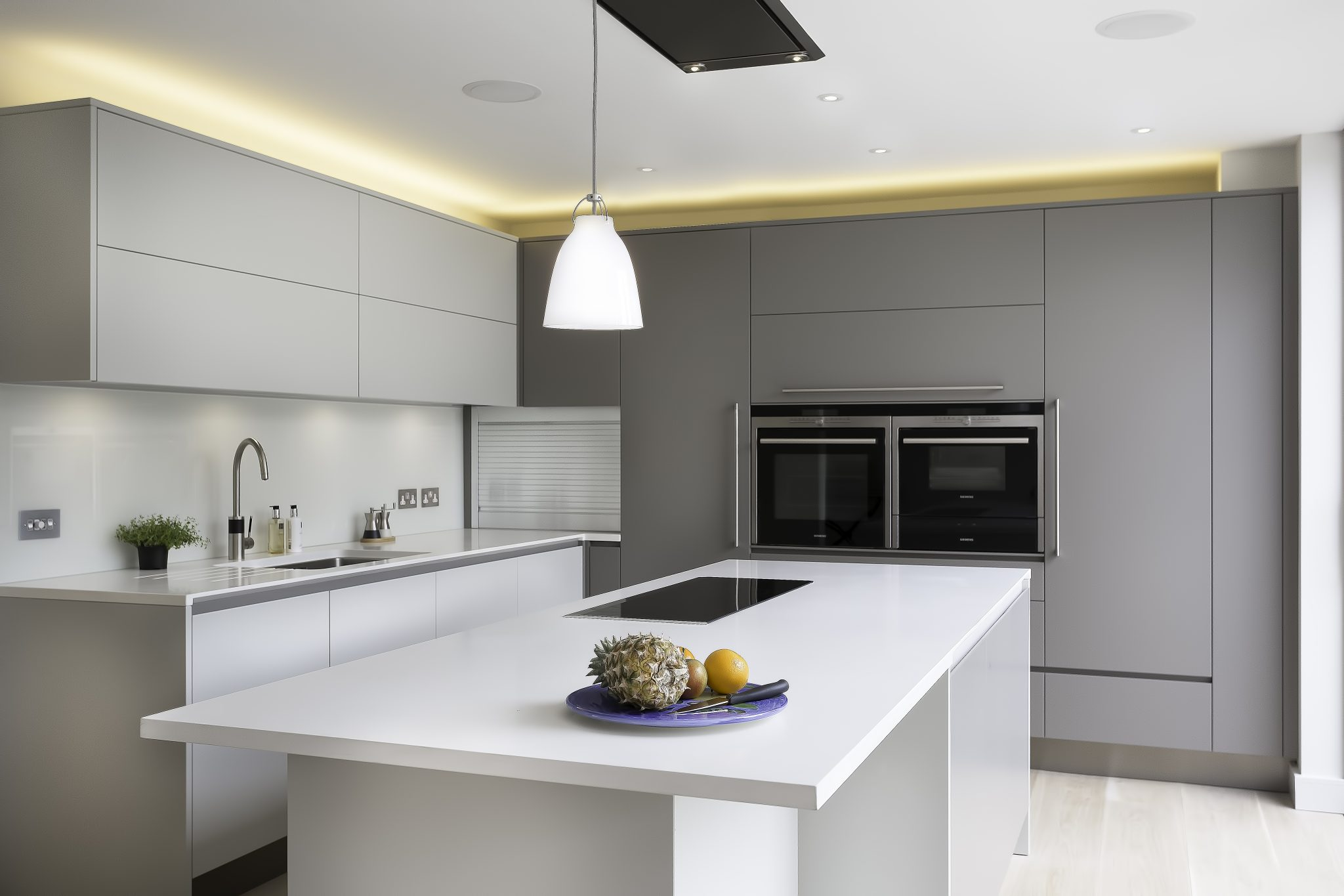 Kitchen landscape